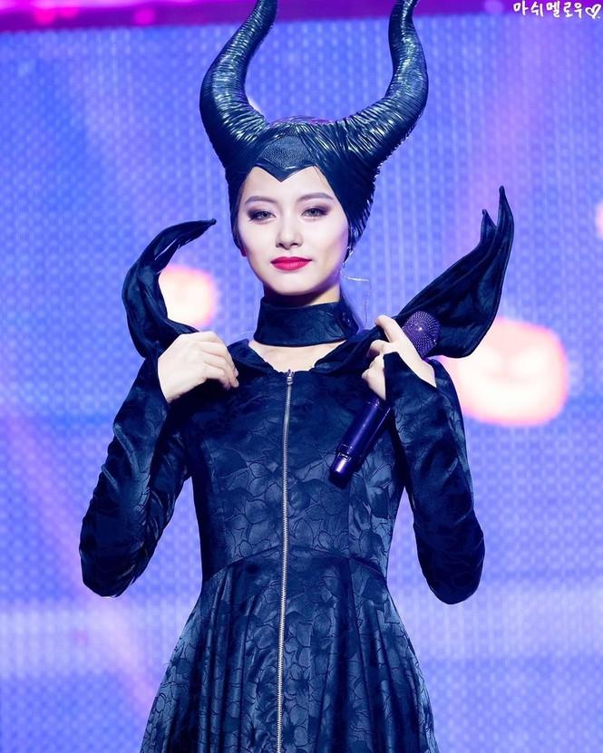 Nhan sắc gây tranh cãi của ca sĩ Hàn được bình chọn đẹp nhất thế giới - ảnh 7