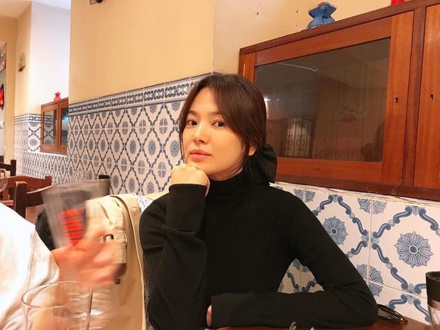 Song Hye Kyo mải mê du lịch, sống bình di và cô đơn hậu ly hôn - ảnh 2