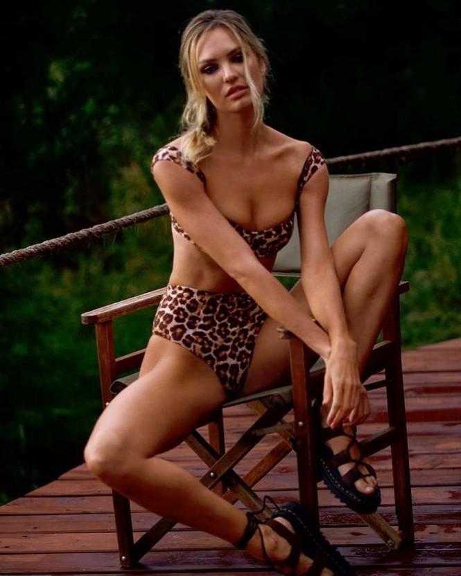 Candice Swanepoel hở bạo phô trọn đường cong 'nảy lửa' - ảnh 3