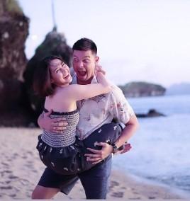 'Mỹ nhân đẹp nhất Philippines' kỷ niệm 5 năm ngày cưới ngọt ngào bên chồng - ảnh 3