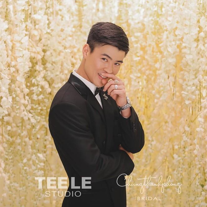 Cầu thủ Duy Mạnh chụp ảnh cưới cực tình bên bạn gái Quỳnh Anh - ảnh 1