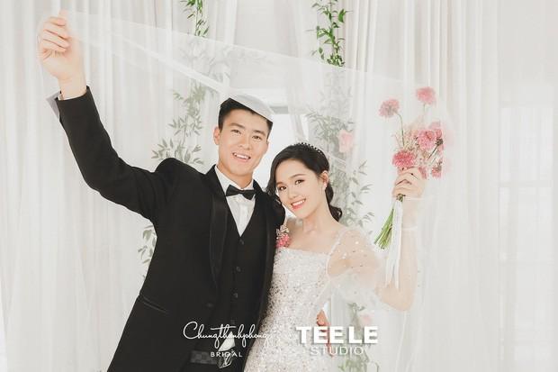 Cầu thủ Duy Mạnh chụp ảnh cưới cực tình bên bạn gái Quỳnh Anh - ảnh 2