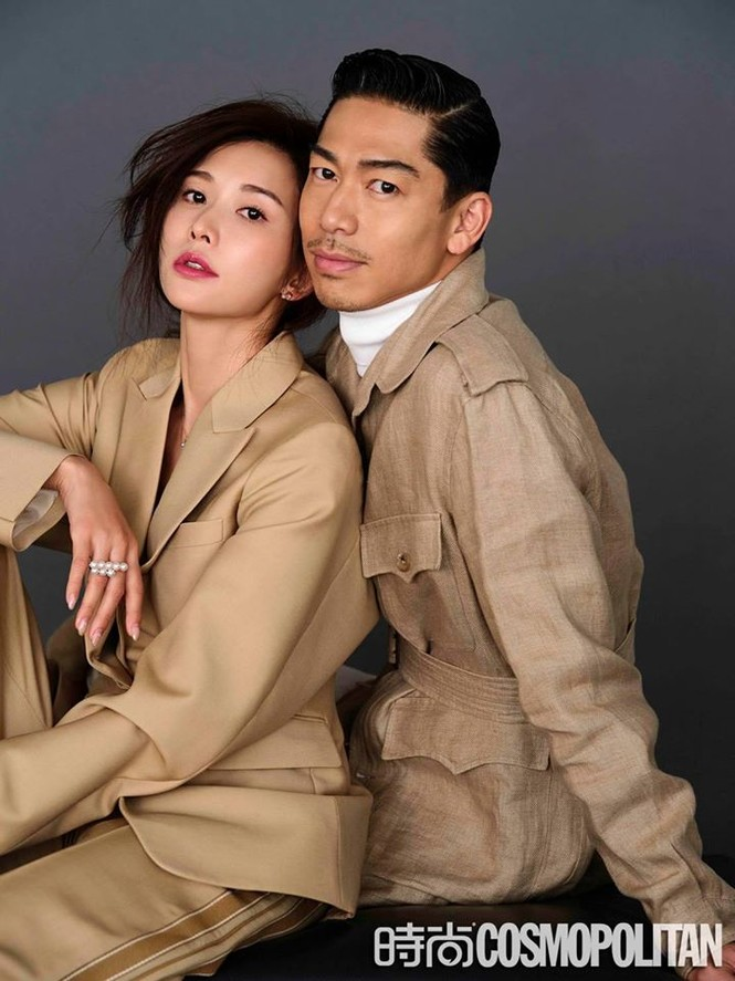 Lâm Chí Linh mặc áo xẻ ngực gợi cảm cùng chồng trẻ dự Grammy - ảnh 11