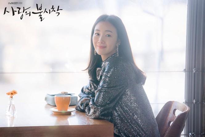 Choi Ji Woo bất ngờ xuất hiện trong 'Hạ cánh nơi anh' khiến fan thích thú - ảnh 1