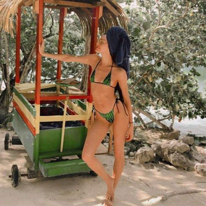 Thiên thần nội y Candice Swanepoel tung ảnh bikini 'thiêu đốt' ánh nhìn - ảnh 5