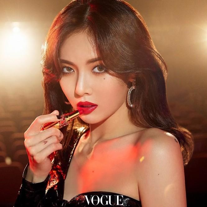Biểu tượng gợi cảm HyunA khoe thân hình 'gây mê' - ảnh 11