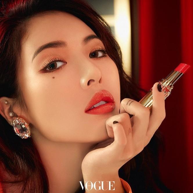 Biểu tượng gợi cảm HyunA khoe thân hình 'gây mê' - ảnh 12