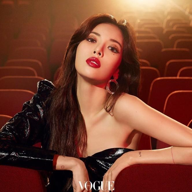 Biểu tượng gợi cảm HyunA khoe thân hình 'gây mê' - ảnh 13