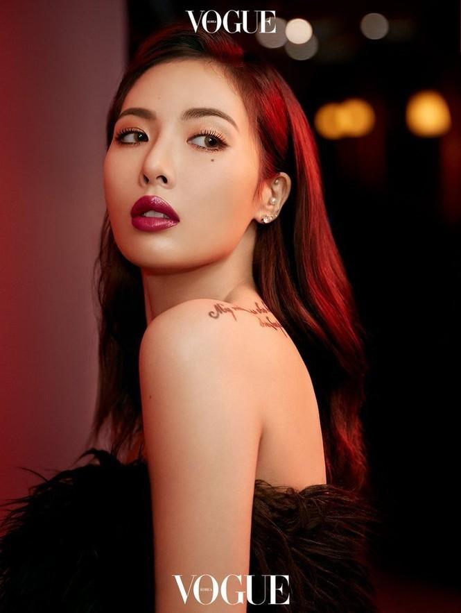 Biểu tượng gợi cảm HyunA khoe thân hình 'gây mê' - ảnh 14