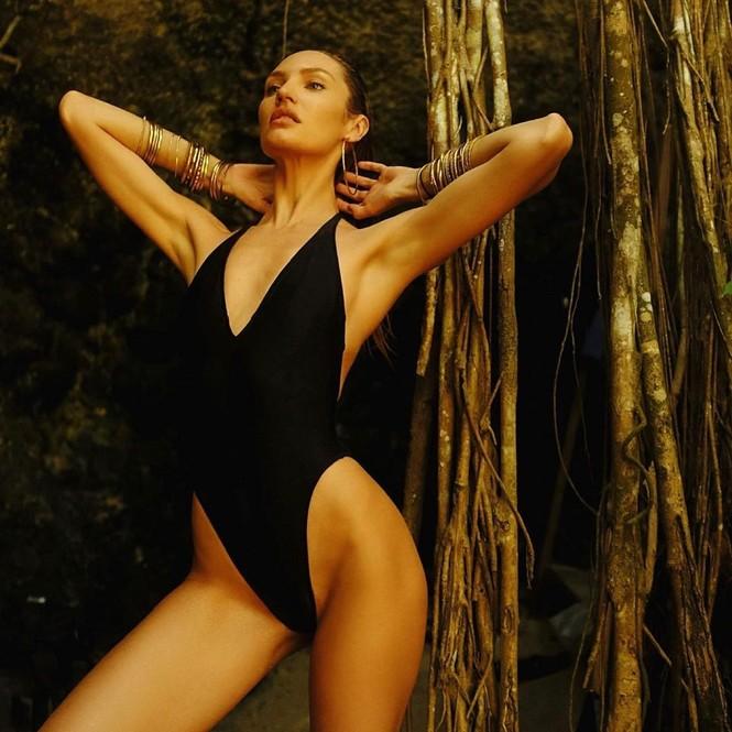 Candice Swanepoel 'đốn tim' quý ông với loạt ảnh bikini rực lửa - ảnh 6