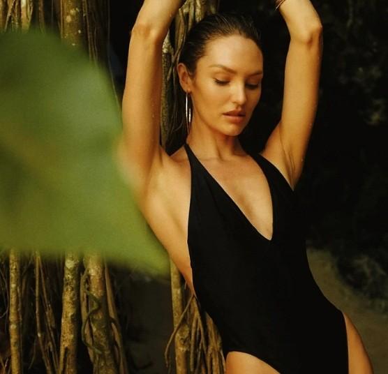 Candice Swanepoel 'đốn tim' quý ông với loạt ảnh bikini rực lửa - ảnh 7