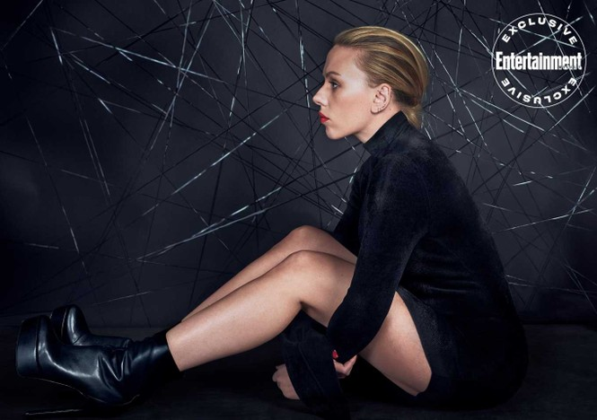 Cô đào nóng bỏng Scarlett Johansson U40 vẫn cuốn hút mê hoặc - ảnh 5
