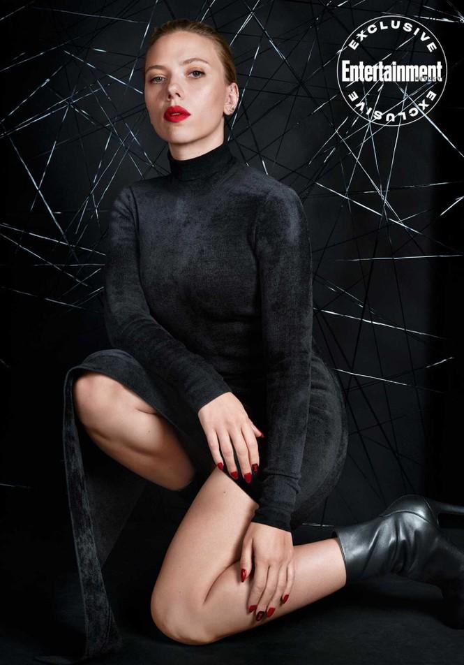 Cô đào nóng bỏng Scarlett Johansson U40 vẫn cuốn hút mê hoặc - ảnh 3