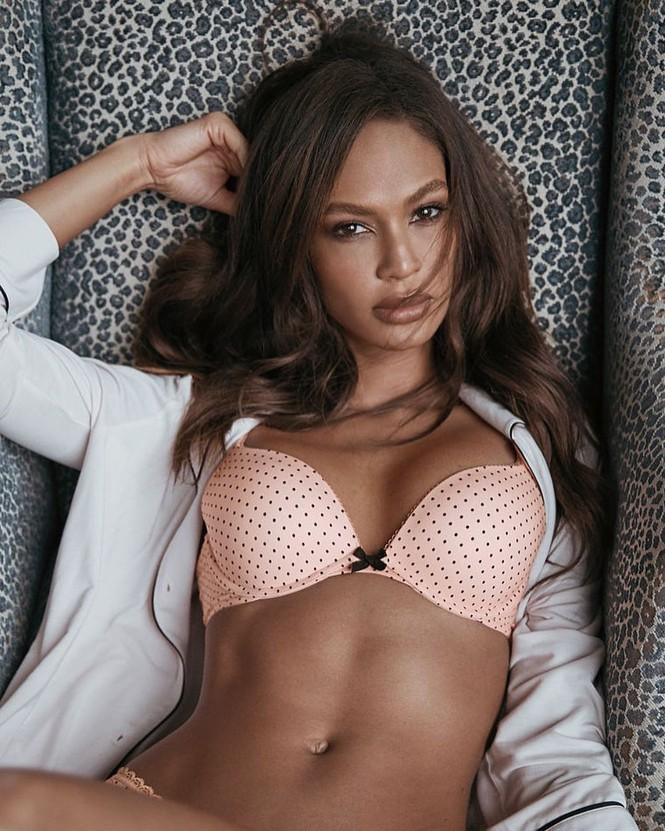 Victoria's Secret tung ảnh nội y với người mẫu ngoại cỡ và chuyển giới - ảnh 4