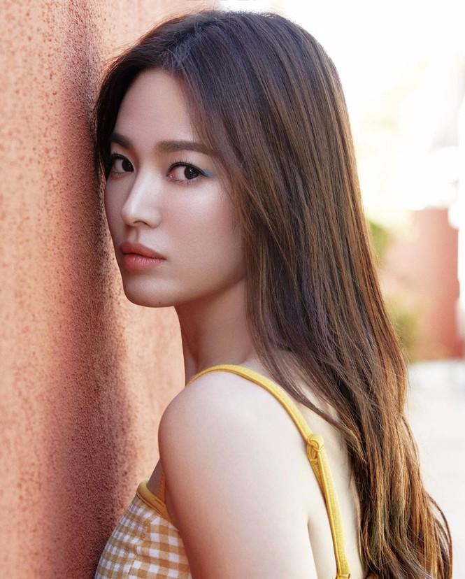 Song Hye Kyo - Mỹ nhân xứ Hàn U40 độc thân quyến rũ - ảnh 9