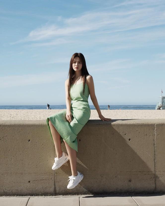 Song Hye Kyo - Mỹ nhân xứ Hàn U40 độc thân quyến rũ - ảnh 5