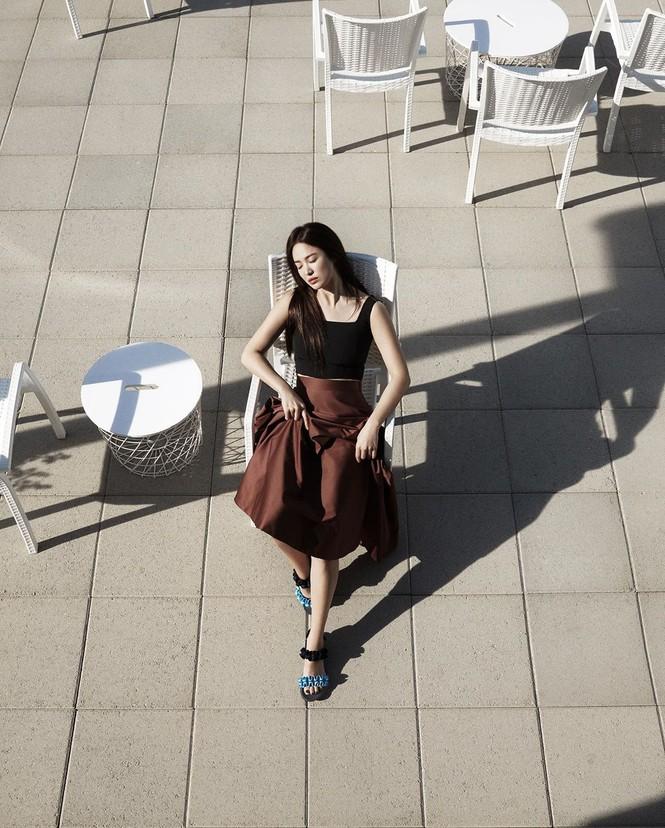 Song Hye Kyo - Mỹ nhân xứ Hàn U40 độc thân quyến rũ - ảnh 7