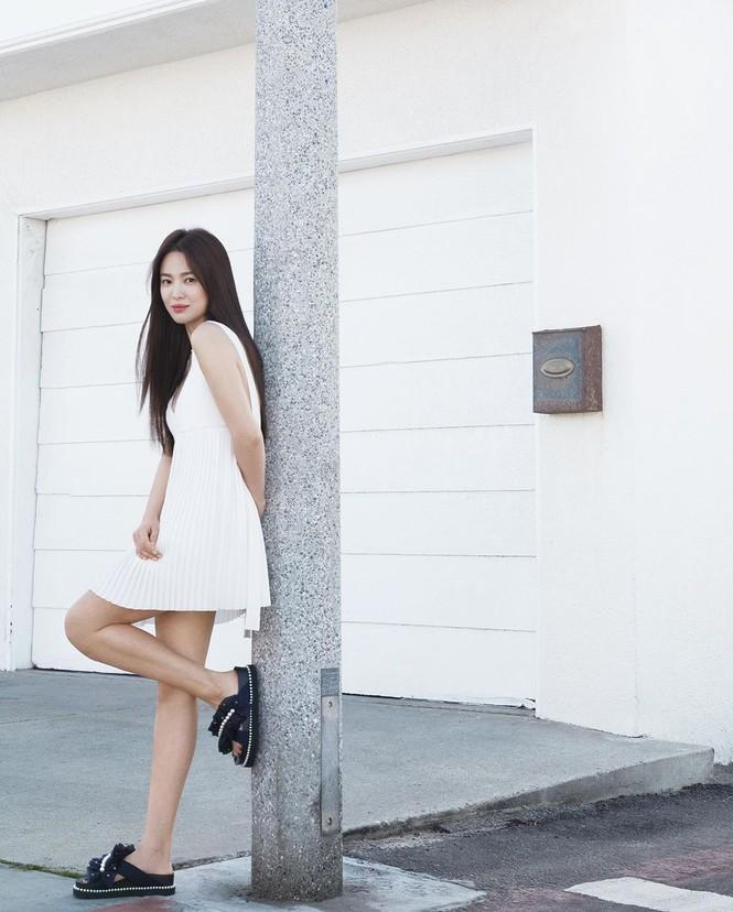 Song Hye Kyo - Mỹ nhân xứ Hàn U40 độc thân quyến rũ - ảnh 8