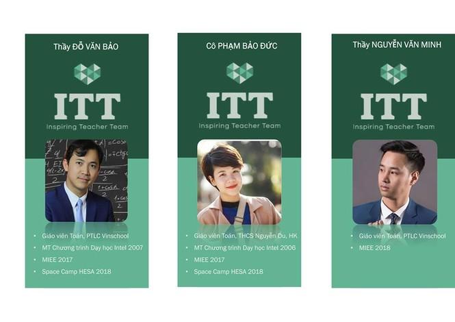 Sử dụng CNTT hiệu quả trong quản trị dạy và học trực tuyến tại trường THCS - ảnh 1