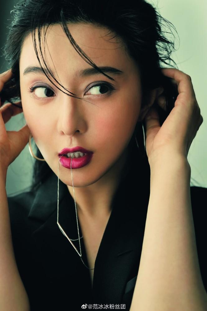 Phạm Băng Băng được báo Nhật khen là 'phiên bản hiện đại của Dương Quý Phi' - ảnh 2