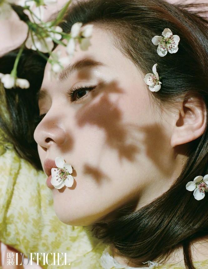 Sắc vóc gái một con xinh đẹp gợi cảm của 'tiên nữ' Lưu Thi Thi - ảnh 20