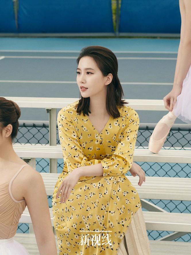 Sắc vóc gái một con xinh đẹp gợi cảm của 'tiên nữ' Lưu Thi Thi - ảnh 7