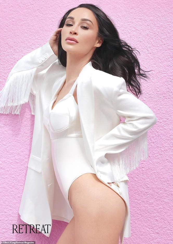 Dáng vóc quyến rũ mê hoặc của người đẹp Mỹ Cara Santana - ảnh 7