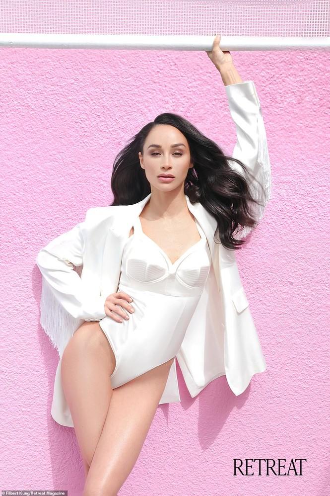 Dáng vóc quyến rũ mê hoặc của người đẹp Mỹ Cara Santana - ảnh 8