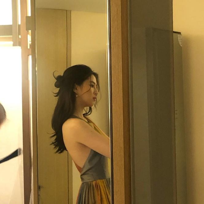 Vẻ đẹp thanh tú của 'tiểu tam' Thế giới hôn nhân được coi là bản sao Song Hye Kyo - ảnh 16