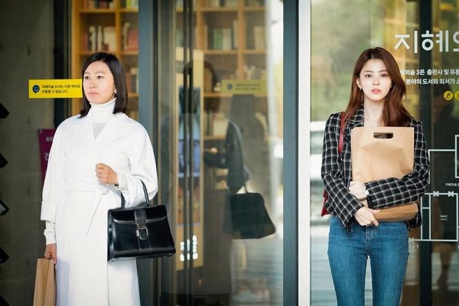 Vẻ đẹp thanh tú của 'tiểu tam' Thế giới hôn nhân được coi là bản sao Song Hye Kyo - ảnh 4