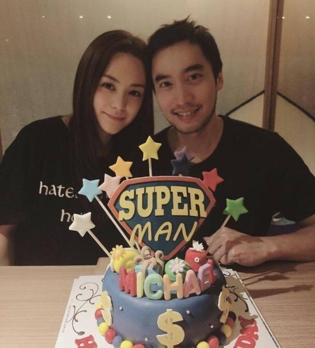 Cưới chưa đầy 2 năm, Chung Hân Đồng ly dị chồng kém 4 tuổi - ảnh 3