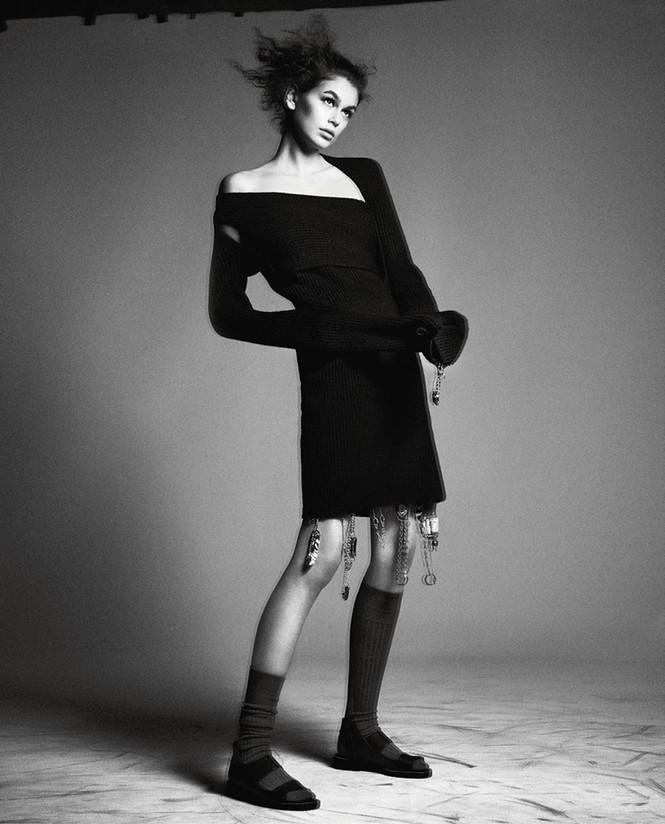 Con gái siêu mẫu Cindy Crawford diện bikini tôn dáng thon - ảnh 11