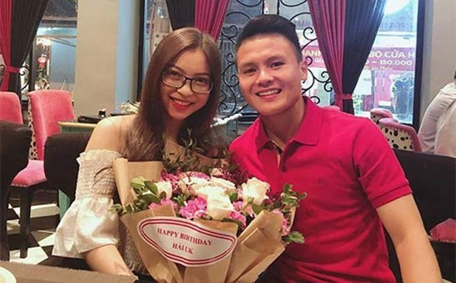 Quang Hải lên tiếng về chuyện tình cảm sau khi công khai bạn gái mới Huỳnh Anh - ảnh 5