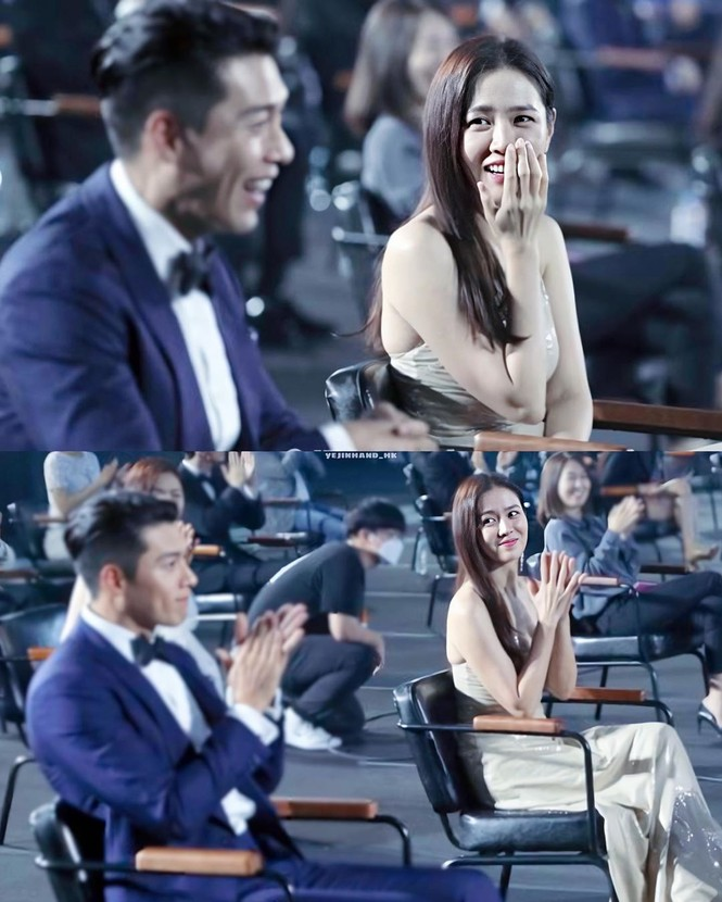 Mỹ nhân 'Hạ cánh nơi anh' Son Ye Jin siêu gợi cảm, nhưng Hyun Bin chỉ ngắm từ xa - ảnh 28