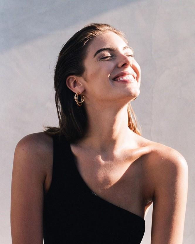 Ảnh nội y tôn dáng ngọc ngà của nàng mẫu Mỹ Carmella Rose  - ảnh 8
