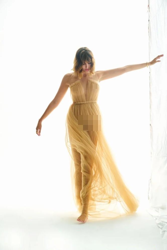 'Bóng hồng Pháp' Lena Simonne như một 'quả bom gợi cảm' trên bìa Maxim - ảnh 8