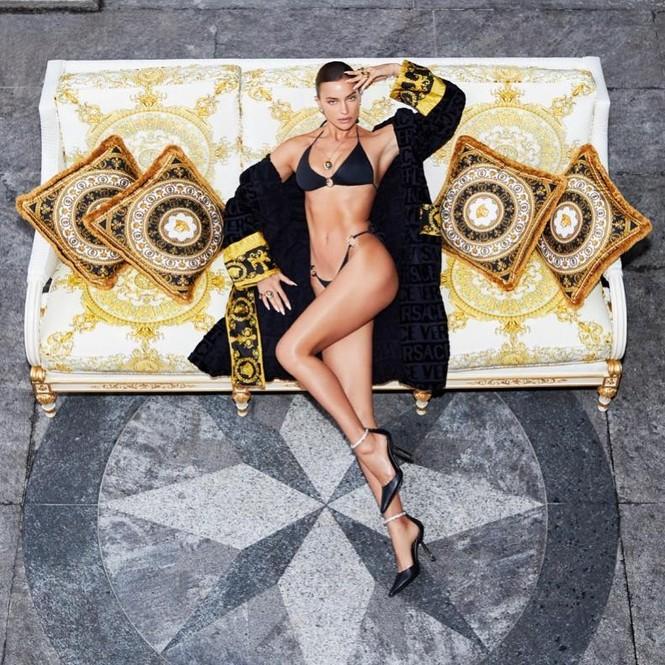 Siêu mẫu xứ bạch dương Irina Shayk gợi cảm như thần Vệ nữ - ảnh 5