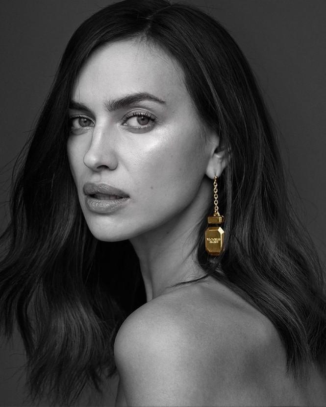 Siêu mẫu xứ bạch dương Irina Shayk gợi cảm như thần Vệ nữ - ảnh 6