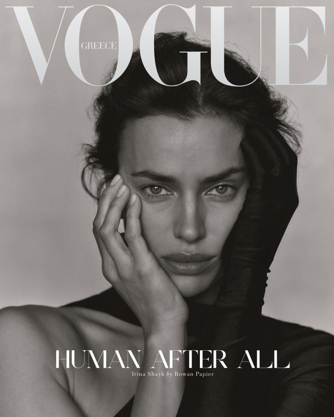 Irina Shayk cùng dàn mẫu quyến rũ hút hồn trên Vogue Hy Lạp - ảnh 2