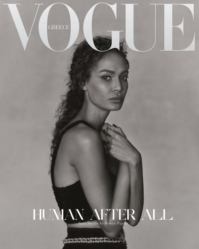 Irina Shayk cùng dàn mẫu quyến rũ hút hồn trên Vogue Hy Lạp - ảnh 6