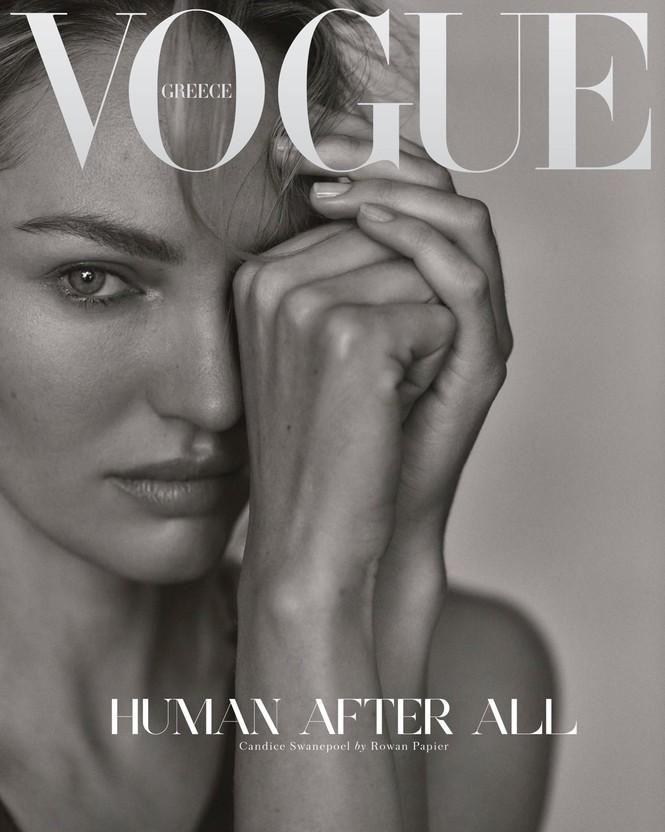 Irina Shayk cùng dàn mẫu quyến rũ hút hồn trên Vogue Hy Lạp - ảnh 4