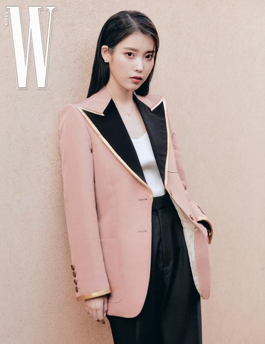 Vẻ đẹp trong veo thanh khiết nữ thần của 'em gái quốc dân' xứ Hàn IU - ảnh 18