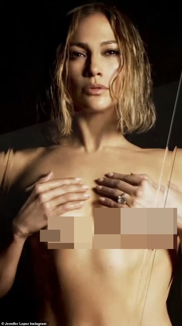 Hình thể rực lửa tuổi ngũ tuần của Jennifer Lopez - ảnh 1