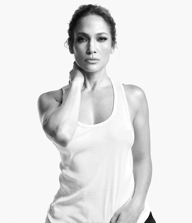 Hình thể rực lửa tuổi ngũ tuần của Jennifer Lopez - ảnh 6