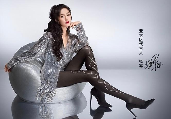 Xinh tươi như hoa, Dương Mịch khoe chân dài trứ danh trong clip mới - ảnh 5