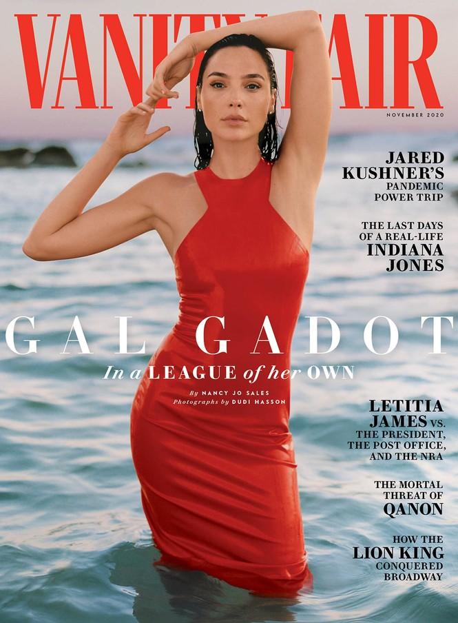 Mỹ nhân Israel Gal Gadot khoe sắc vóc tuyệt mỹ - ảnh 1