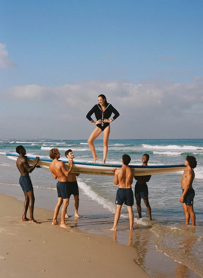 Mỹ nhân Israel Gal Gadot khoe sắc vóc tuyệt mỹ - ảnh 8