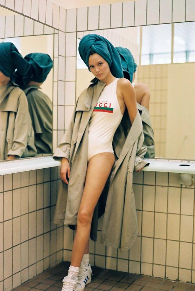 Dáng nuột nà đầy sức sống của người mẫu nội y Đan Mạch - ảnh 9