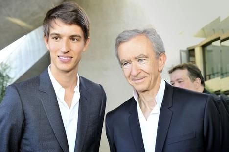 Con trai 9x của tỷ phú Louis Vuitton: CEO tài năng, tốt nghiệp ĐH Pháp danh tiếng  - ảnh 2