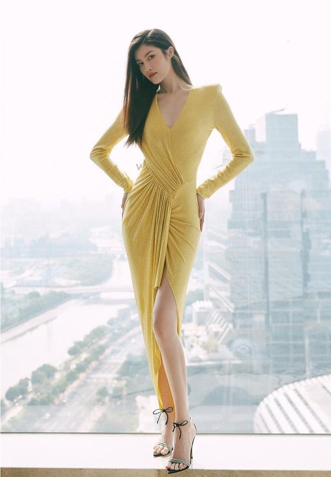 Mỹ nhân nội y gốc Hoa đẹp dịu dàng như nàng thơ - ảnh 5